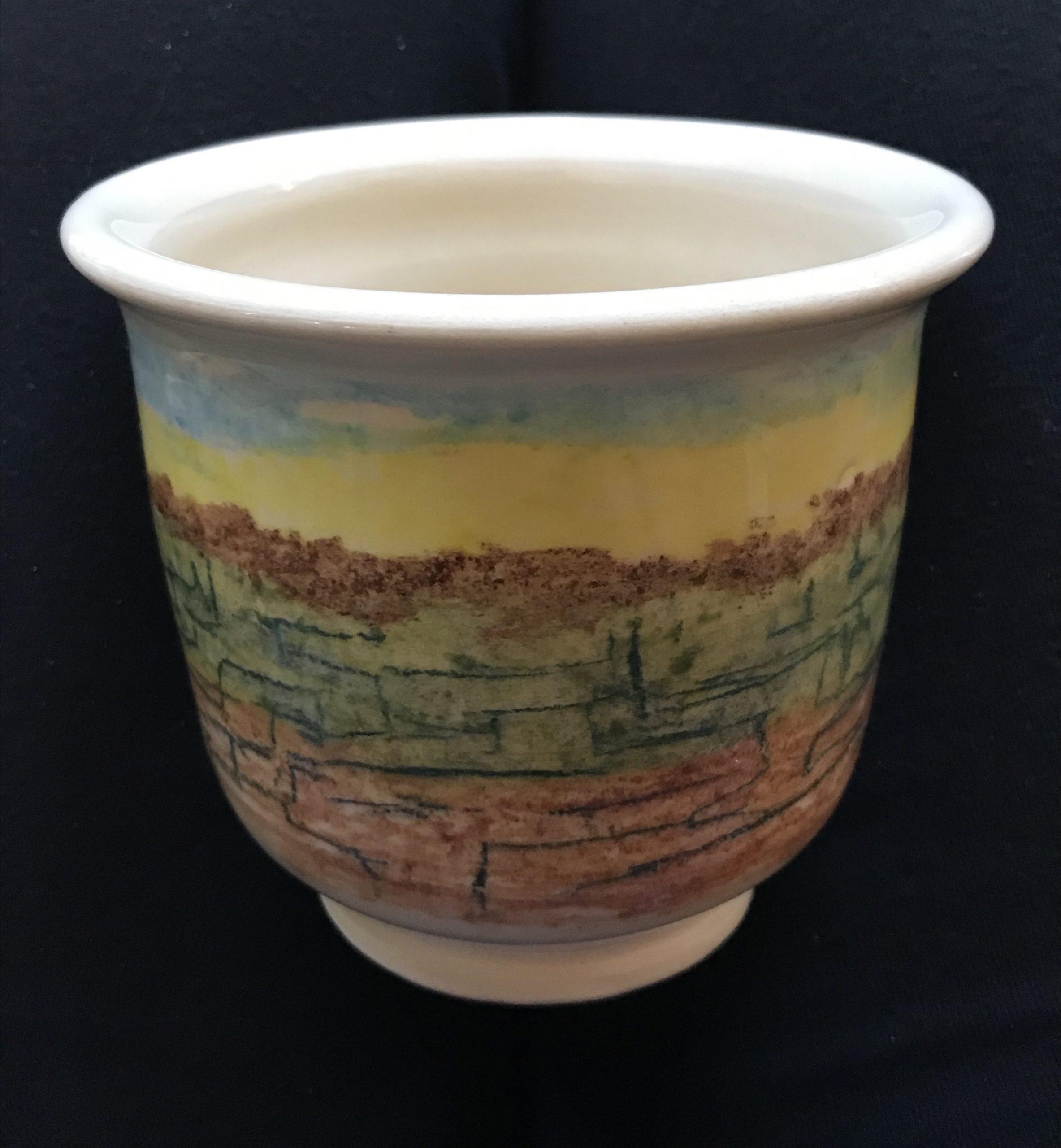 Barbara-Lee-Shakal-Karst-Landsape-Wheel-Thrown-Pottery