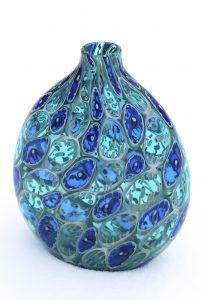 Jeremy Popelka_BlueCell_Blown Glass
