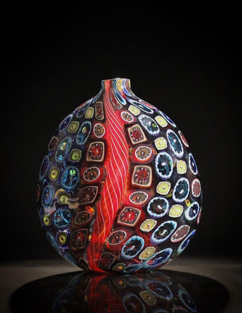 Jeremy Popelka_Fissure_Blown Glass