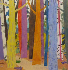 Lynn-Gilchrist-Forest-Chorus-I-acrylic