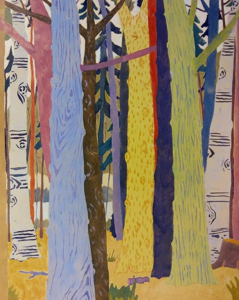 Lynn-Gilchrist-Forest-Chorus-III-acrylic