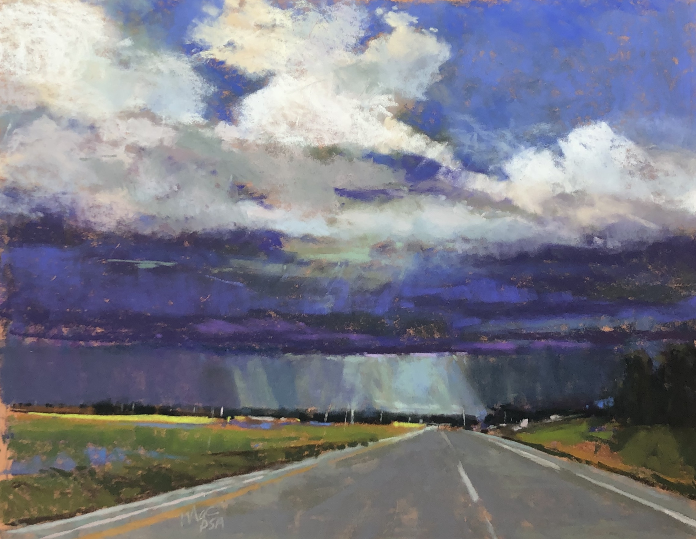 Mac-Schueppert-Chasing-the-Storm-pastel