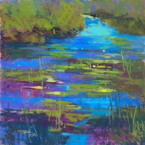 Mac-Schueppert-Evening-Water-Lillies-pastel