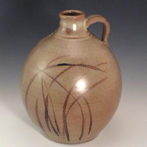 """Jeanne Demers """"Plump Jug"""" Ceramic"""