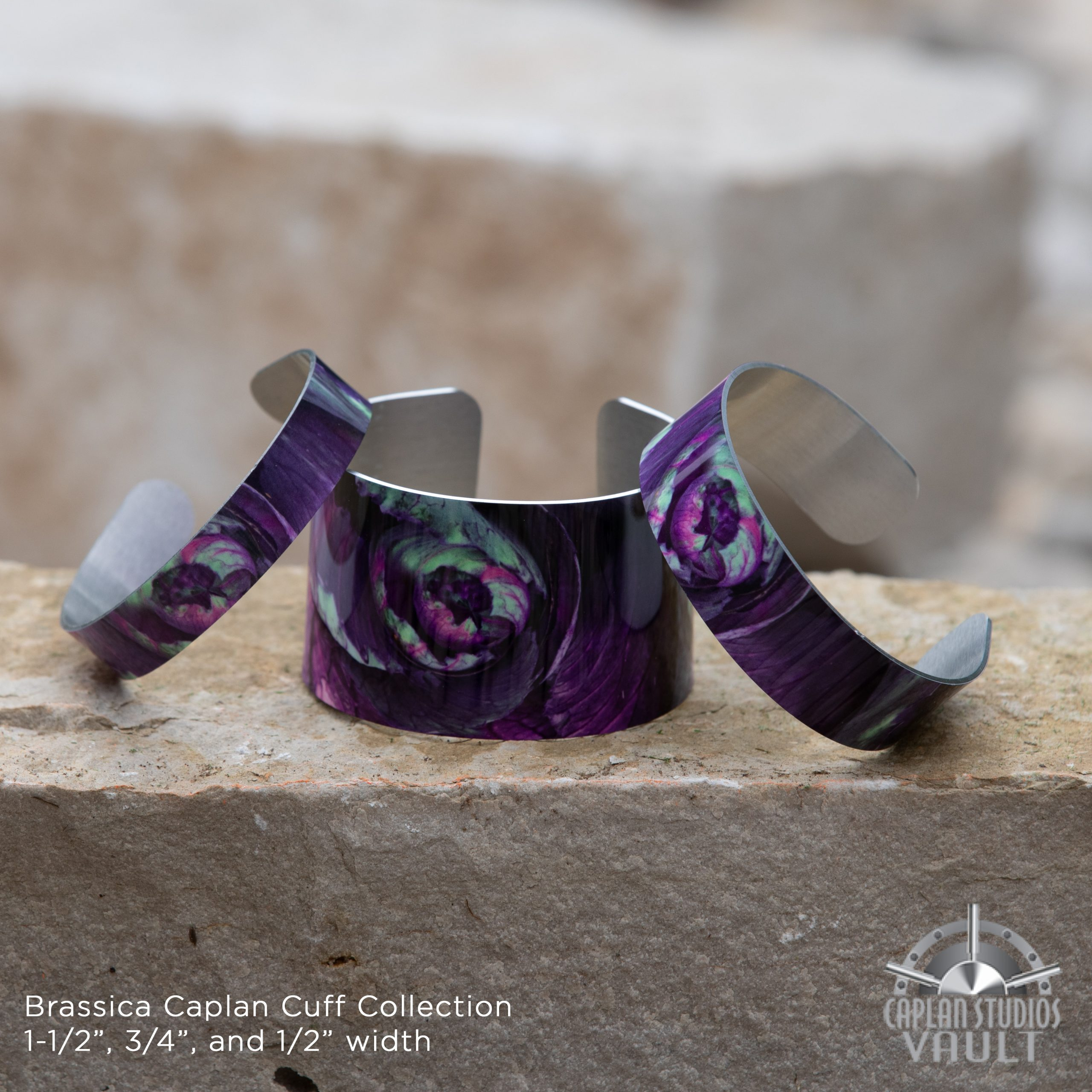 "Mike Caplan ""Brassica"" Jewelry"