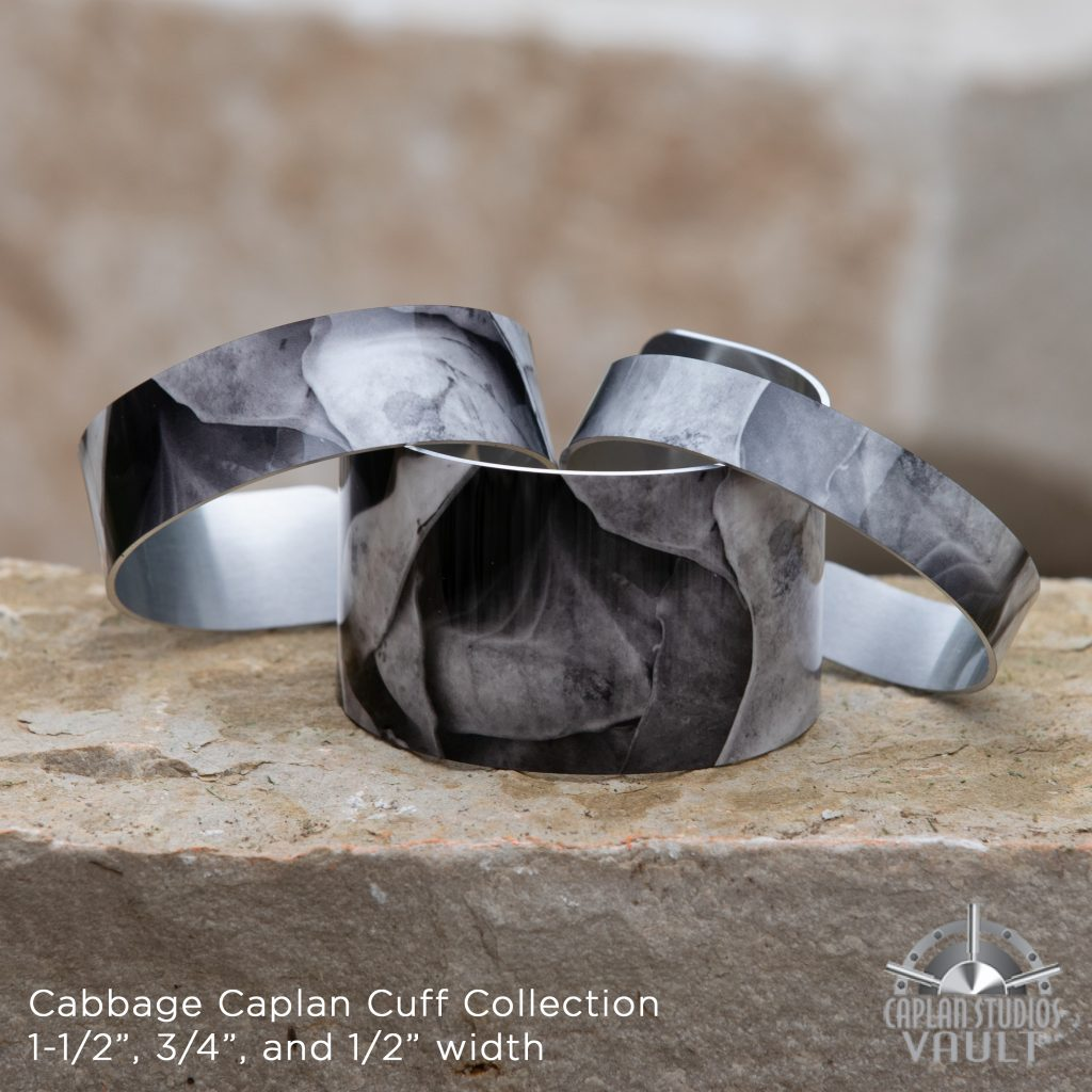 "Mike Caplan ""Cabbage"" Jewelry"