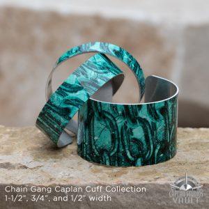 """Laura Caplan """"Chain Gang"""" Jewelry"""