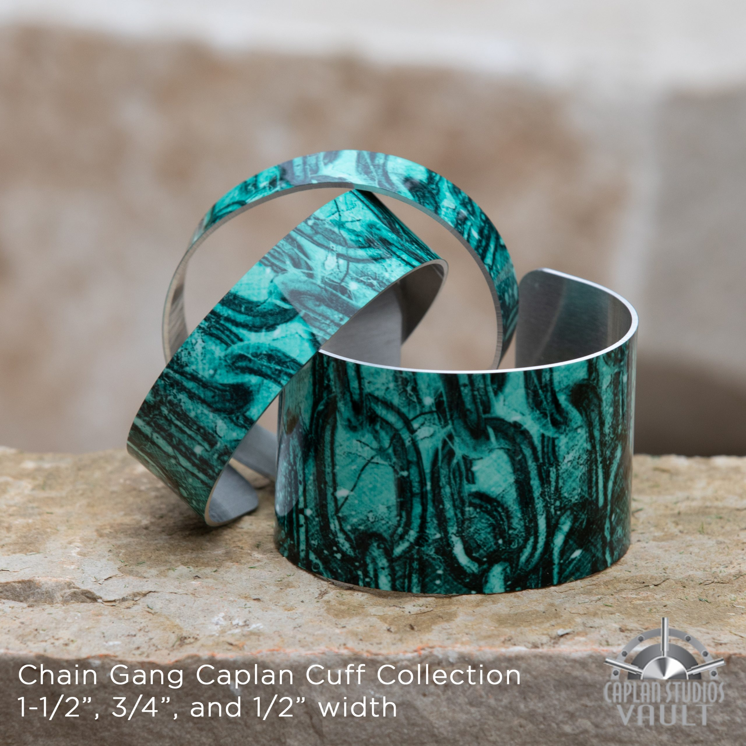 "Laura Caplan ""Chain Gang"" Jewelry"