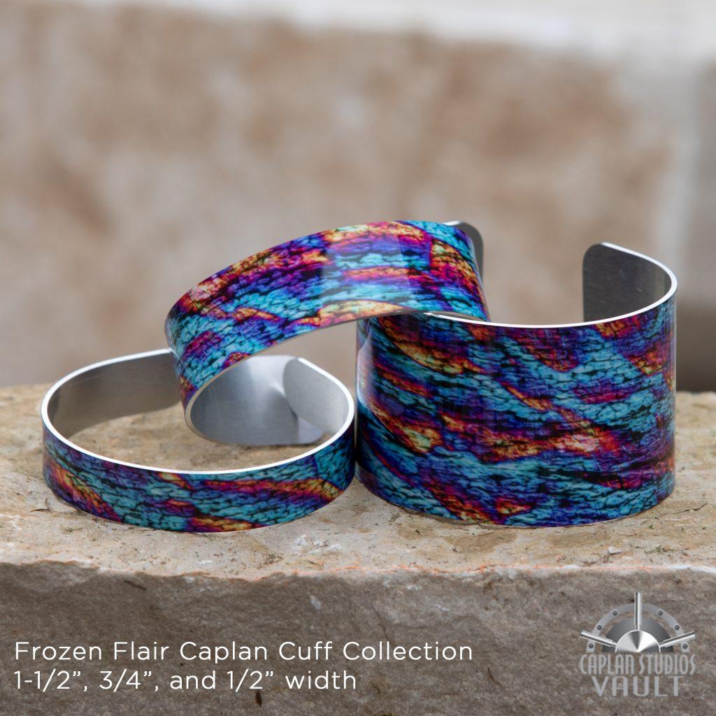 """Laura Caplan """"Frozen Flair"""" Jewelry"""