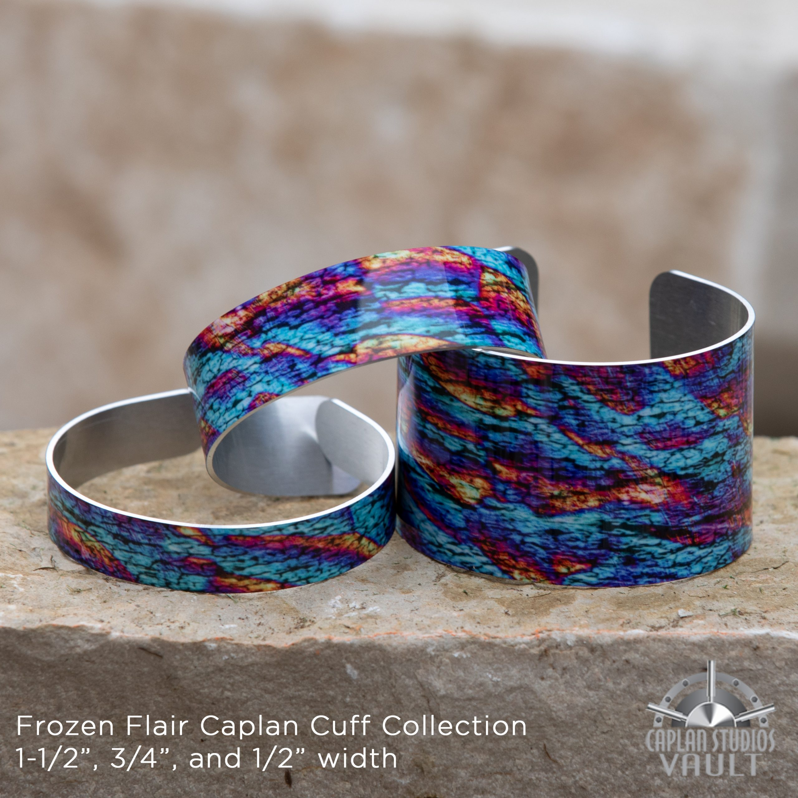 "Laura Caplan ""Frozen Flair"" Jewelry"