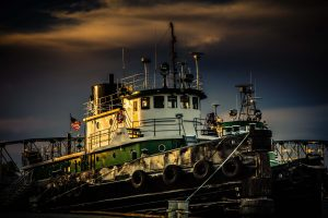 "Mike Caplan ""Selvick Tug"" Photography 16x24"