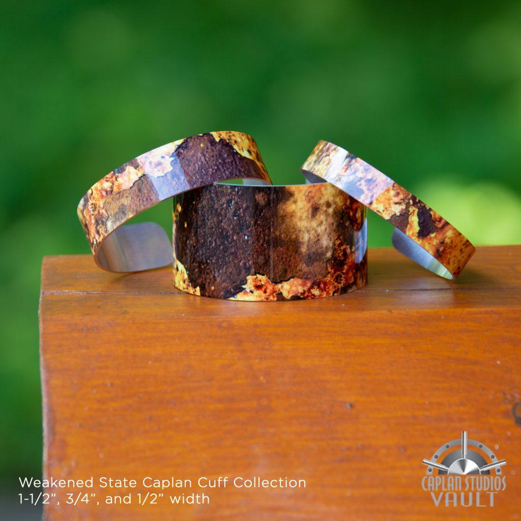 """Laura Caplan """"Weakened State"""" Jewelry"""