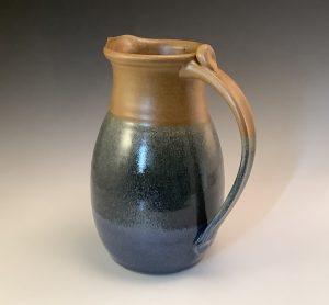 """Jeanne Demers """"A Pitcher"""" Ceramics 10 x 7"""