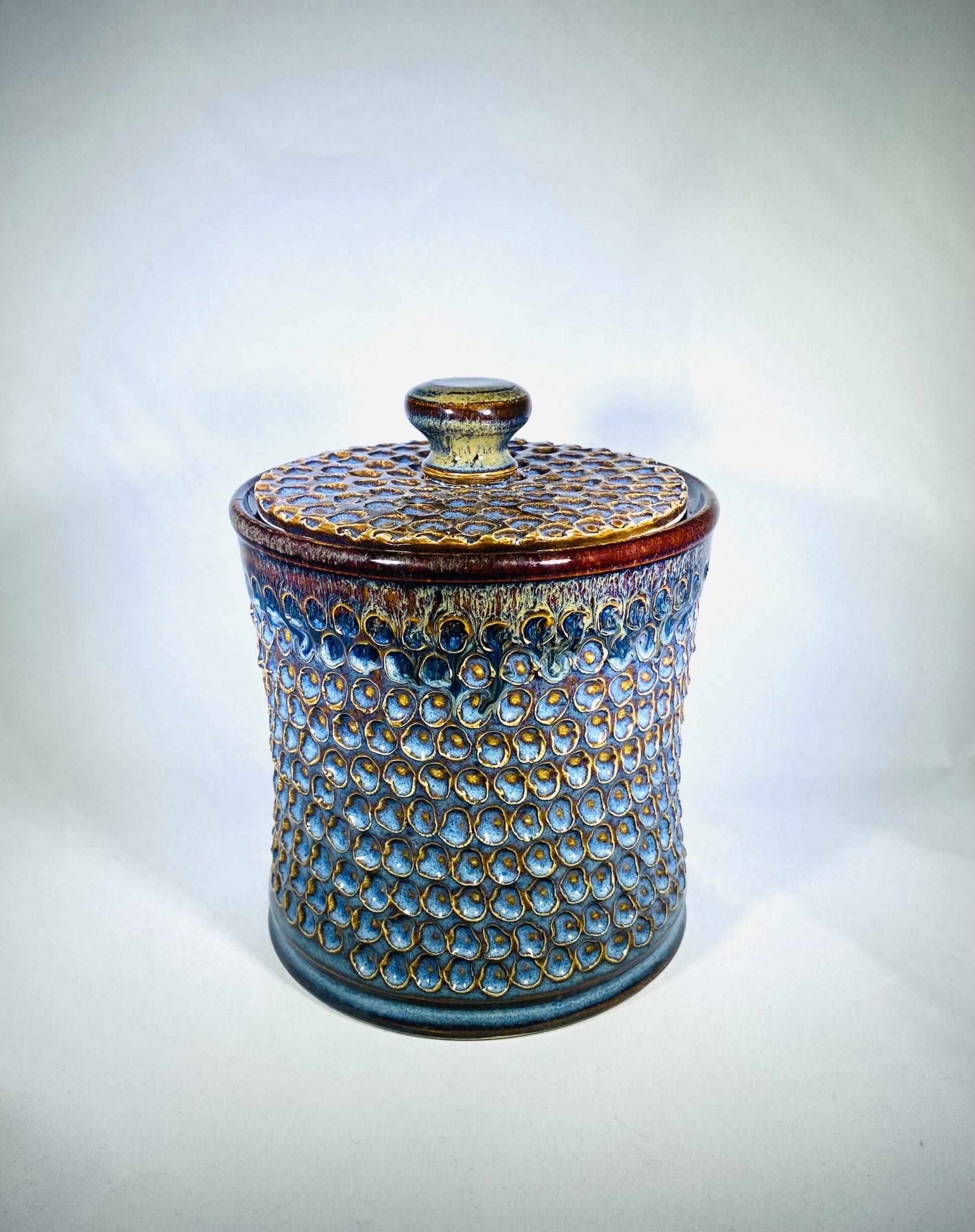Liz Butler Lidded Jar Ceramic