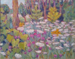Lynn Gilchrist-Wandering Road-oil-16x20